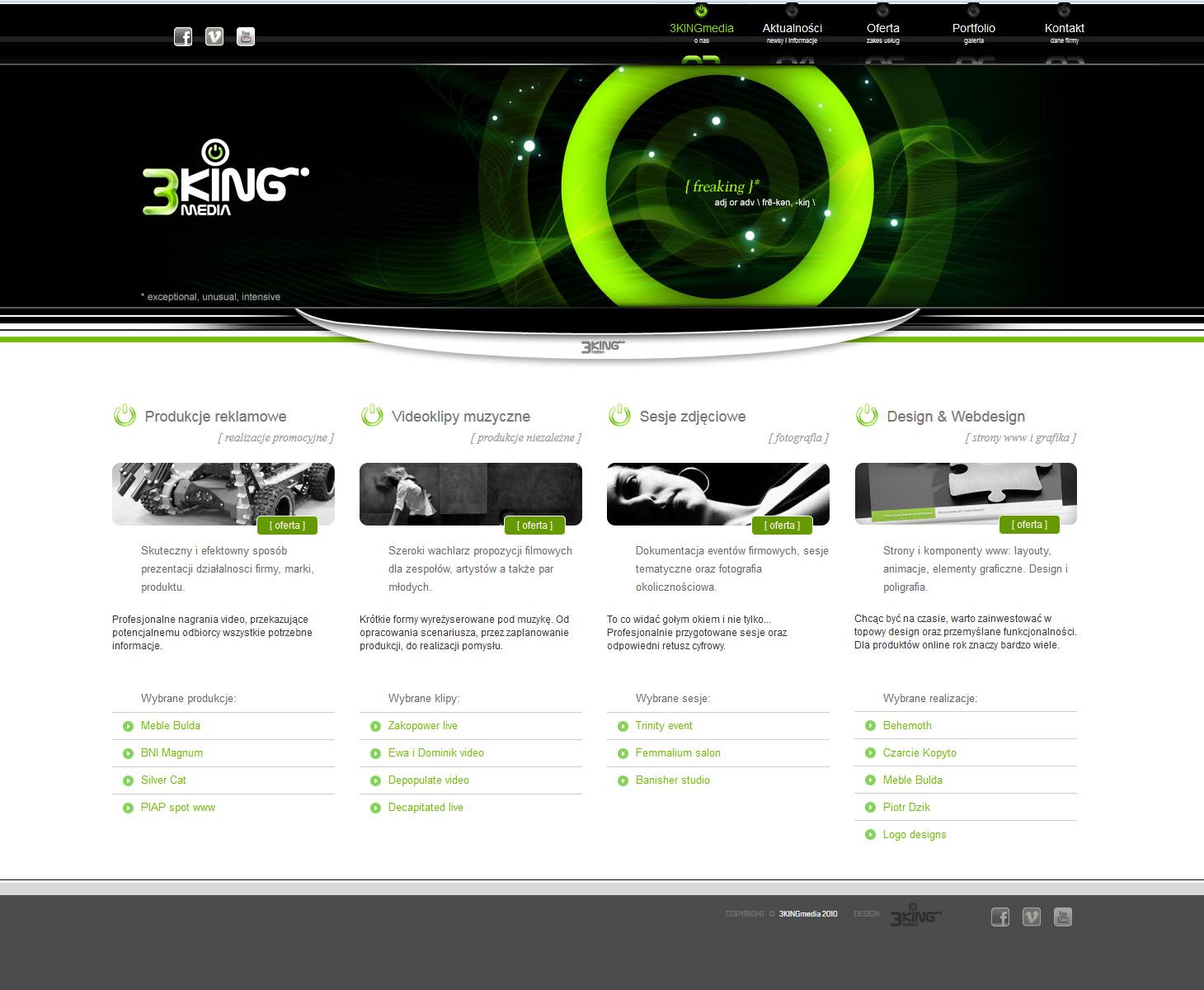 3kingmedia I-edycja